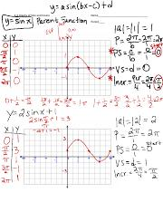 4.4 Graphs of Sine and Cosine P7