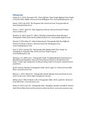 CMS 111 Bibliography Informative