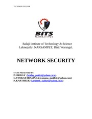 ppt on networksecurity