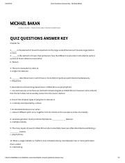 Quiz Questions Answer Key - Michael Bakan ( Ch 6).pdf
