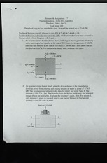 Homework Assignment 7 w/ Solutions (Covers 4.7, 6.5, 6.7.4, 6.9, 6.10)