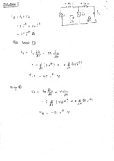 Tutorial Assignment 6 Solutions
