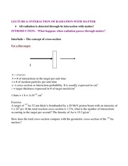 Lecture6InteractionofRadiationwithMatter_001