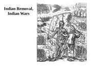 Week 4, Indian Removal, Wars lecture