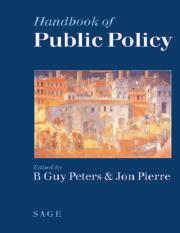 B. Guy Peters (ed.), Jon Pierre (ed.)-Handbook of Public Policy-Sage Publications (2006)