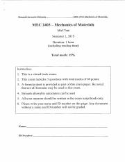 MEC2403 Test 2015 S1 With Solution.pdf
