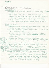 History 205 Lecture notes on The Dred Scott Case