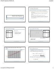 (26) Linear regression .pdf