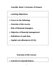 Comm298-Week1-Overview_to_finance-wit
