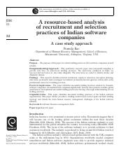 23. R&S-Resource-Based Analysis-India