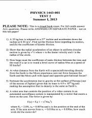 PHYS 1443 Test 2 Summer 2013.pdf