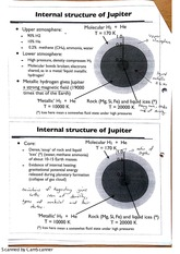 Internal Structure of Jupiter Lecture Notes