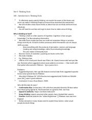 ATHK1001 Part 3 Thinking tools.docx