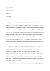 English Essay Examples  Pages Enron Case Good English Essays Examples also Health Care Essay Enron Case Study Reportessay   Enrons Collapse  Enron What  Business Communication Essay