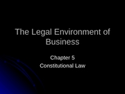 chapter_5_constitutional_law