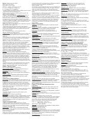 unit 2 cheat sheet.docx