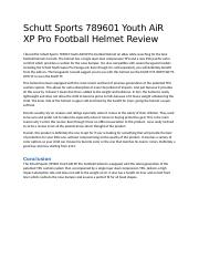 Schutt Sports 789601 Youth AiR XP Pro Football Helmet.docx