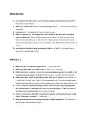 NOVA_evolution_lab_worksheet - Introduction 1 According to ...