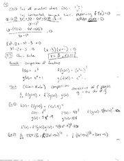 Chain Rule, Derivatives of Exponential, Inc. and Dec Functions