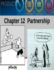 第12章+Chapter+12+Partnership