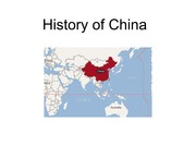 Chinese History_summary