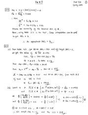 Stat 531 Normality of Binomials Homework Solutions.