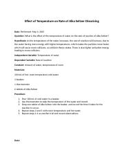 Alka Seltzer Lab Report.docx