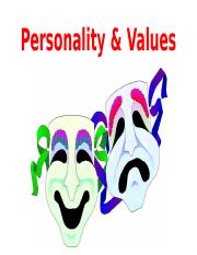 Chapter 2 - Personality and values.pptx