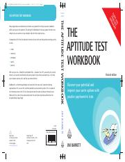 [Jim_Barrett]_Aptitude_Test_Workbook_Discover_You(BookSee.org)