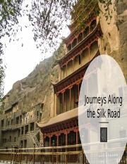 Journeys Along the Silk Road.pptx