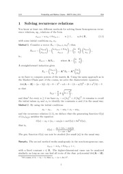 0809RecurrenceRelations