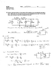 hw G solutions