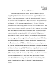 Obesity Final Paper