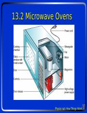 Lecture26_MicrowaveOvens