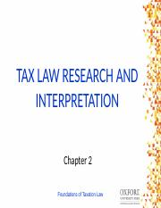 2+(Tax+Law+Research+and+Interpretation)