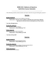 Updated Course Schedule, Section 11.docx
