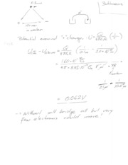 Lecture 18,19. Blackboard notes redox 10-18-2010