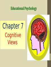 Chapter 7 Cognitive Views.pptx