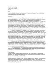 Soil Ecology Final Paper Proposal (Edited)