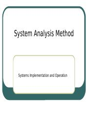 Systems+Implmentation+and+Operations
