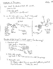 Lecture 21: Notes
