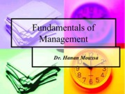 Lecture 2 - Ch1&3 - Introduction to  Management & Business Ethics - Copy