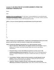 L3_ Assignment - Humanist View Self Observation - Template (2).docx