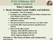 syllabus econ 419 spring 2015