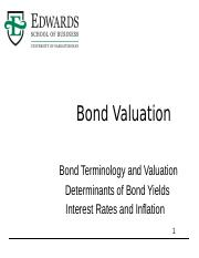 Lecture7BondValuation.pptx