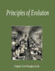Principles of Evolution & Population Genetics.pptx