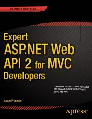 Expert+ASP.NET+Web+API+2+for+MVC+Develop
