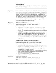 Module 2 - Assignment - Resume.docx