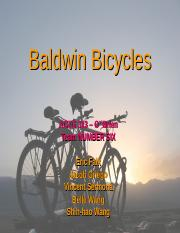 Baldwin-Bicycles