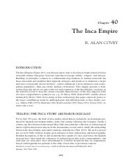 4. Covey_2008_The Inca Empire.pdf